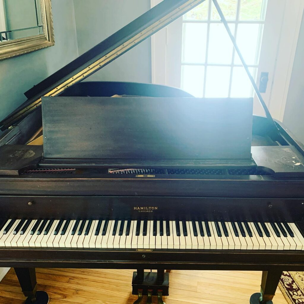 Piano Tuning, Cleaning and Repair services in Tuscola County and Mid Michigan
